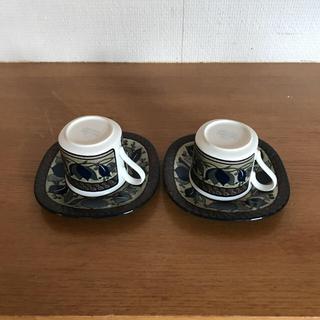 ミカサ(MIKASA)のペアコーヒーカップ(グラス/カップ)