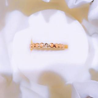 スタージュエリー(STAR JEWELRY)の売り切りセールスタージュエリー❗️K10イエローゴールド/ダイヤモンド12号❗️(リング(指輪))