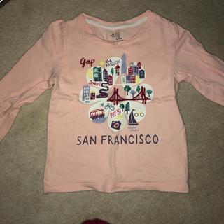 ギャップ(GAP)の幼児ロンT GAP(Tシャツ/カットソー)