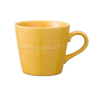 ディーンアンドデルーカ(DEAN & DELUCA)のDEAN&DELUCA マグカップ イエロー(グラス/カップ)