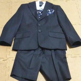 ユニクロ(UNIQLO)のUNIQLO/入学式に♪男の子スーツ120(ドレス/フォーマル)