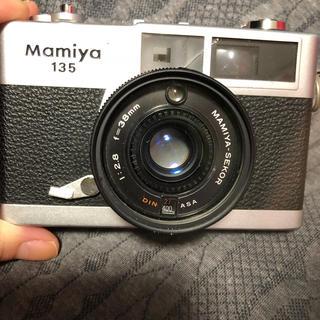 マミヤ(USTMamiya)のMamiya カメラ (フィルムカメラ)