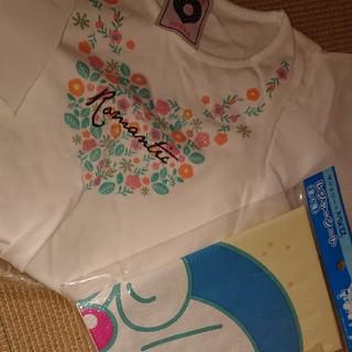 シマムラ(しまむら)のチュニッ130&シート(Tシャツ/カットソー)