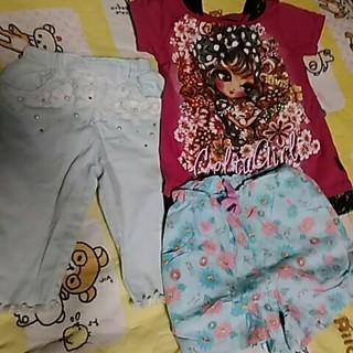 シマムラ(しまむら)の春夏服 120(Tシャツ/カットソー)