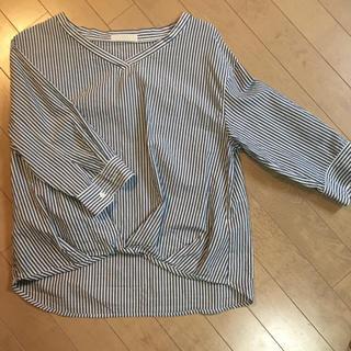 エニィスィス(anySiS)の【美品】any SiS 七分袖(Tシャツ(長袖/七分))