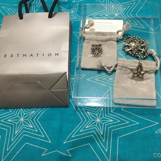 cody sanderson big star pendant(ネックレス)