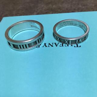 ティファニー(Tiffany & Co.)のティファニーリング 2つセット!(リング(指輪))
