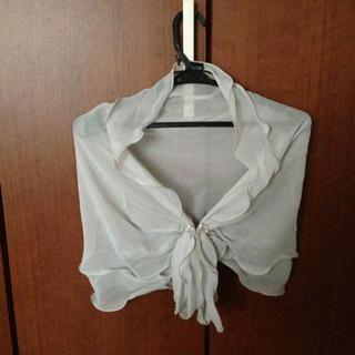 アンタイトル(UNTITLED)の羽織もの(UNTITLED)(その他ドレス)