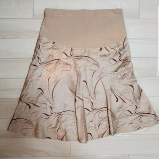 マタニティー スカート