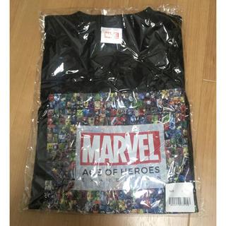 マーベル(MARVEL)のMARVEL Tシャツ:MARVEL展限定品(Tシャツ(半袖/袖なし))