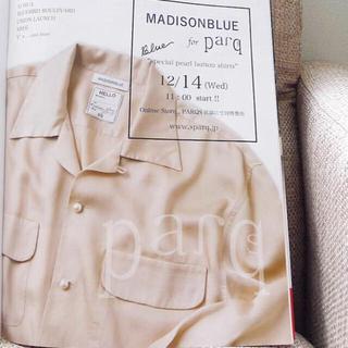 マディソンブルー(MADISONBLUE)のちゃんこ様専用 PARQS限定 パールボタンシャツ(シャツ/ブラウス(長袖/七分))
