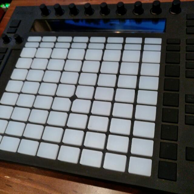 ableton push 楽器のDTM/DAW(MIDIコントローラー)の商品写真