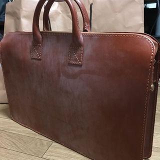 グレンロイヤル(GLENROYAL)のグレンロイヤル ブリーフケース 未使用 アシストバッグ 有り 保存袋有り(ビジネスバッグ)