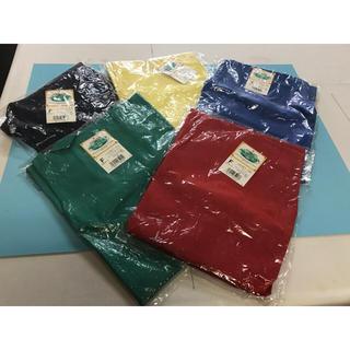 アイトス(AITOZ)の格安 エコエプロン カラー  5種類 セール 新品セット 送料無料 アイトス(日用品/生活雑貨)