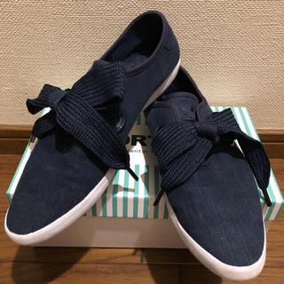 アディダス(adidas)の<週末SALE>adidas RELACE LOW(25.5cm)(スニーカー)