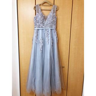 ウエディングドレス(カラー)♡新品(ウェディングドレス)