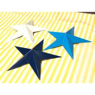 ロンハーマン(Ron Herman)のスター 星 飾り ブリキ wtw ronherman(置物)