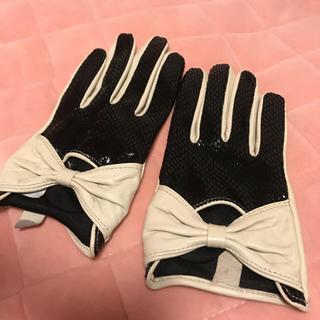 ザラ(ZARA)のパルコ セレクトショップ購入(手袋)