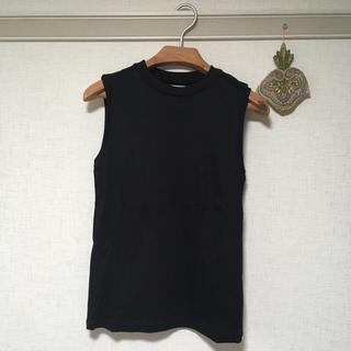 メゾンドリーファー(Maison de Reefur)のノースリーブ タンクトップ(カットソー(半袖/袖なし))