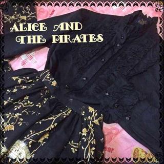 アリスアンドザパイレーツ(ALICE and the PIRATES)のブラウス&スカート(ひざ丈スカート)