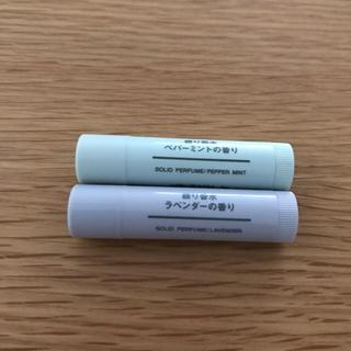 ムジルシリョウヒン(MUJI (無印良品))の無印良品 練り香水セット(香水(女性用))