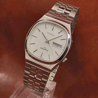 リコー(RICOH)のリコー リクオーツ デイデイト 初期クオーツ オリジナルブレス(腕時計(デジタル))