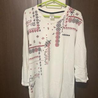 アディダス(adidas)のアディダス七分袖   O(Tシャツ/カットソー(七分/長袖))