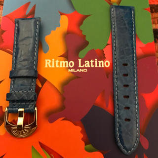 リトモラティーノ(Ritmo Latino)の新品 リトモラティーノ Ritmo Latino ベルト 20㎜(腕時計(アナログ))