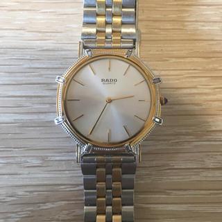 ラドー(RADO)のRADO QUARTZ メンズ 腕時計(腕時計(アナログ))