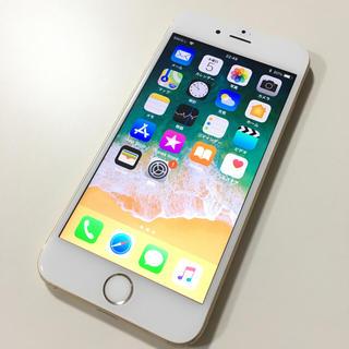 アイフォーン(iPhone)のiPhone6S ゴールド16GB simフリー(スマートフォン本体)