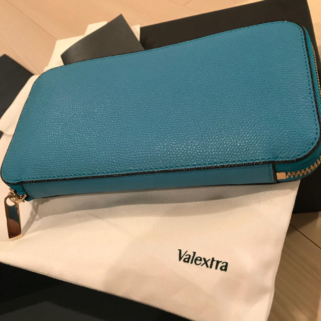 408f2a039c8a Valextra(ヴァレクストラ)の新品未使用 ヴァレクストラ☆valextra長財布 レディースのファッション