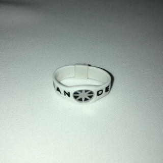バンデル 指輪 白(リング(指輪))