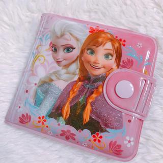 ディズニー(Disney)のアナと雪の女王 ミニ財布(財布)