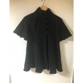エィス(A)の未使用A☆ウール100%デザインニットM(ニット/セーター)