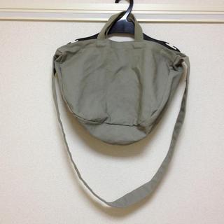 ムジルシリョウヒン(MUJI (無印良品))の2wayショルダーバッグ(ショルダーバッグ)