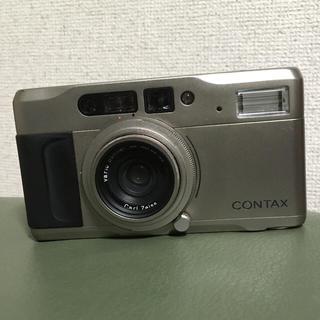 キョウセラ(京セラ)のCONTAX Tvs ジャンク品(フィルムカメラ)