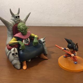 ドラゴンボール(ドラゴンボール)のピッコロ大魔王と孫悟空(キャラクターグッズ)
