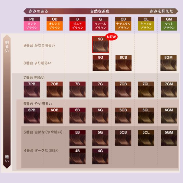 WELLA(ウエラ)のウエラトーン2+1 クリームタイプ 6PB ピンクブラウン コスメ/美容のヘアケア/スタイリング(白髪染め)の商品写真