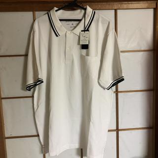 ダニエルドッド(DANIEL DODD)のメンズ大きいサイズポロシャツ4 L新品札付き(ポロシャツ)