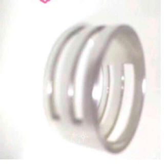 シルバーリング ❤️ ペアリング カップル 恋人 プレゼント(リング(指輪))
