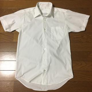 シマムラ(しまむら)の男子学生用 形状安定加工半袖ワイシャツ150cm(その他)