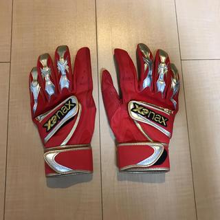 ザナックス(Xanax)のザナックス バッティング手袋(グローブ)