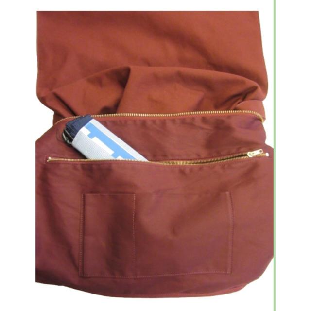 JEAN DIADEM(ジーンディアデム)のjeandiadem ショルダーバッグ 浅野忠信ブランド ※値下げしました! メンズのバッグ(ショルダーバッグ)の商品写真