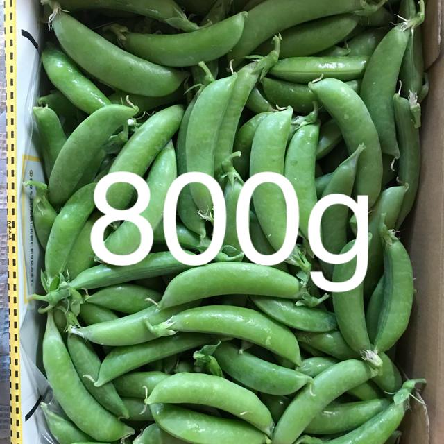 スナップエンドウ800g 食品/飲料/酒の食品(野菜)の商品写真