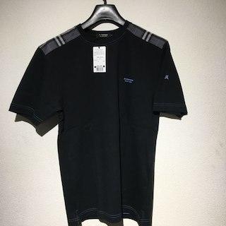バーバリーブラックレーベル(BURBERRY BLACK LABEL)の新品未使用 タグ付き バーバリー ブラックレーベル Tシャツ 2 M 黒(その他)