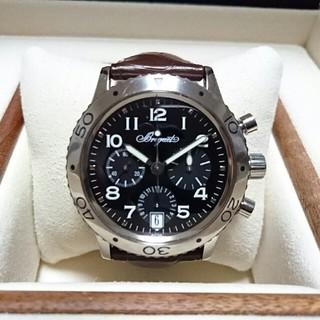 ブレゲ(Breguet)の【美品】ブレゲ Breguet タイプ XX トランスアトランティック 3820(腕時計(アナログ))