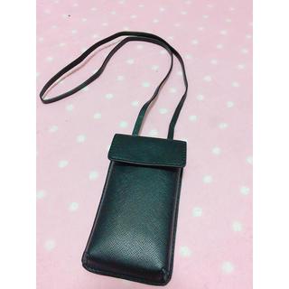 ザラ(ZARA)のZARA ボディクロスバッグ 携帯ケース(モバイルケース/カバー)