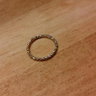 カオル(KAORU)のパタリロ様専用  KAORU K10スパークルリング アトリエカオル(リング(指輪))