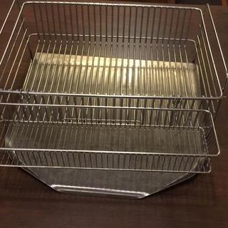 ラパーゼ水切りカゴ 小(収納/キッチン雑貨)