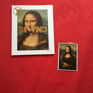 ルイヴィトン(LOUIS VUITTON)のダヴィンチ ポストカード ヴィトン 冊子セット‼️LEONARDODAVINCI(その他)